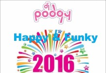 DJ PoDgY - Happy & Funky 2016