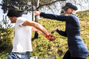 Pritožba zoper delo policistov